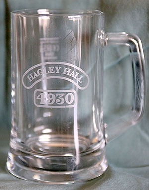 4930 half pint glass